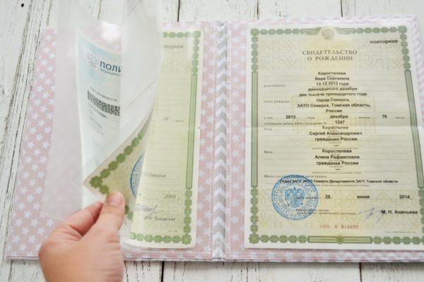 Документы в папке
